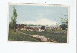 LABRUGUIERE (TARN) UN CAMP DE JEUNESSE DU GROUPEMENT 35 (CHANTIER DE JEUNESSE DISSOUS EN 1944) - Weltkrieg 1939-45