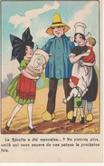 Publicité-La Potasse D'Alsace.La Récolte A été Mauvaise..?Ne Pleurez Plus.... - Advertising