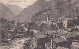 CARTOLINA BRANZI (BERGAMO)  - FP - PRIMI '900 - NON VIAGGIATA  -S63 - Bergamo