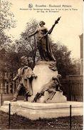 Bruxelles (1030) - Militaria : Monument  Aux Gendarmes Tombés Pour La Loi Et La Patrie, Boulevard Militaire à Etterbeek. - Etterbeek