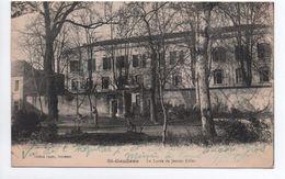 SAINT GAUDENS (31) - LE LYCEE DE JEUNES FILLES - Saint Gaudens