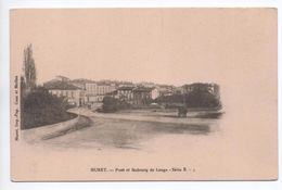 MURET (31) - PONT ET FAUBOURG DE LOUGE - Muret