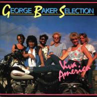 * LP *  GEORGE BAKER SELECTION - VIVA AMERICA (Holland 1987) - Disco, Pop