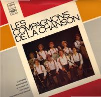 * LP *  LES COMPAGNONS DE LA CHANSON  - SAME(Holland 196?) - Vinylplaten