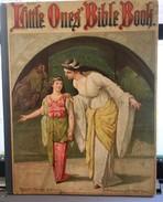 THE LITTLE ONES BIBLE BOOK.  ERNEST NISTER. E.P.DUTTON  1913 - Bible, Christianisme