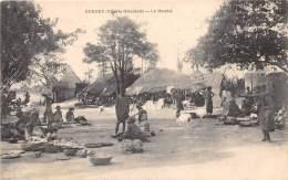 NIGERIA / Kurguy - Le Marché - Nigeria