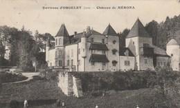 ENVIRONS D ORGELET CHATEAU DE MERONA - Orgelet