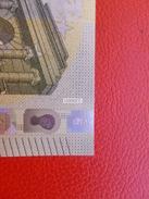 BILLET 5 EUROS DRAGHI U006E5 - 5 Euro