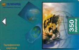 BOSNIA - Republica Srpska Telecard, Gymnastika, Sample No Chip And No CN - Bosnia