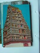 India Chamundi Temple Tower - India