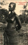 FORTIER 1324 Afrique Occidentale - Sénégal, étude N°3 Femme Malinké - Sénégal