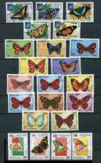 Papillons  -  Lot0667 - - Schmetterlinge