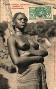 FORTIER 1399 Afrique Occidentale - Sénégal, étude N°78 Fille Soussou - Senegal