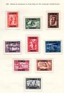 1930    Goutte De Lait Surchargé, 81 / 89*, Cote 70 €, - Ruanda-Urundi