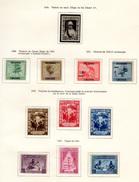 1929-34    Indigènes, Animaux, Paysages, Entre 79 Et 110*, Cote 31 € - Ruanda-Urundi