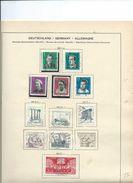 DDR-Timbres Oblitérés. - [6] Oost-Duitsland