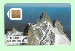 Aiguille Du Midi-1987/88-120U-SO2- 'trés Rare' - France