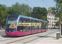 Tramway Citadis 302 Alstom, Place De La République à Dijon (21)  - - Dijon