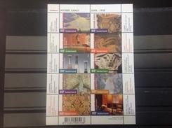 Nederland / The Netherlands - Postfris / MNH - Sheet Hedendaagse Nieuwe Kunst 2001 - Unused Stamps