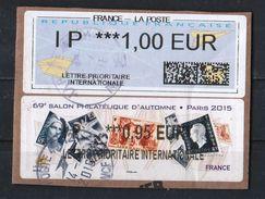 France : Vignette Illustrée - 2010-... Vignettes Illustrées