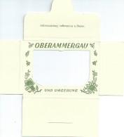 Oberammergau Und Umgebung - Verslag H. Kronburger - Oberammergau