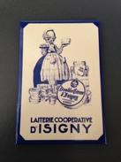 MAGNET Laiterie D'ISIGNY Reproduction D'ancienne Affiche - Publicitaires