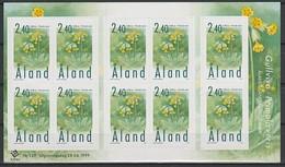 ALAND 1999 Yv157** Feuillet - Aland
