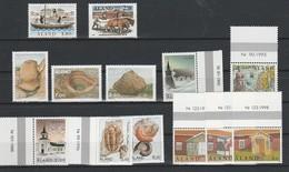 ALAND 1988 - 1998 Lot Timbres Neufs** YV26 - 27 - 92/94 - 105 - 106 - 117 - 118/9 - 146/8 - Aland