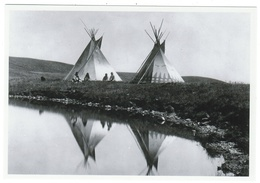 """Indiens // Indiens De L'Amérique Du Nord // Tipis Is A Lakota Word Meaning """"used For A Dwelling"""" - Indiens De L'Amerique Du Nord"""