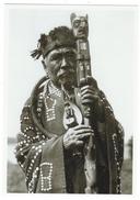 Indiens // Indiens De L'Amérique Du Nord //Ceremonial Staff, This Kwagiulth Chief - Indiens De L'Amerique Du Nord