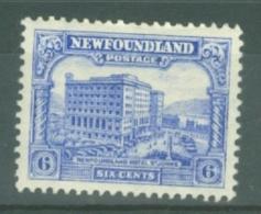 Newfoundland: 1931   Publicity Issue [Perkins, Bacon] [with Wmk]  SG203     6c      MH - Newfoundland