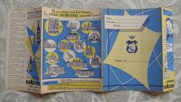 Année 60 Protège Cahier  LA BIERE DUMESNIL - Cartes