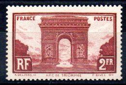 FRANCE - YT N° 258 - Neuf ** - MNH - Cote: 95,00 € - France