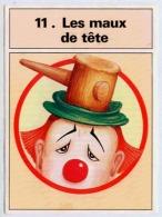 LABORATOIRE CONSEIL OBERLIN LES MAUX DE TETE - Publicité