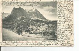 °° SUISSE  °°     GRINDELWALD AND DER EIGER       °°°       N° 608 °°° - GL Glarus