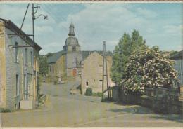Belgique - Rochehaut Frahan - Eglise Et Place - Bouillon