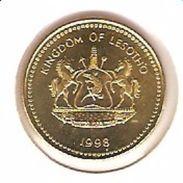 LESOTHO 20 LISENTE 1998 PICK KM64 UNC - Lesotho