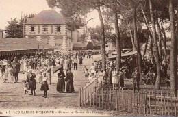 85 LES SABLES D'OLONNE  Devant Le Casino Des Pins - Sables D'Olonne