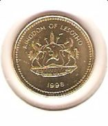 LESOTHO 10 LISENTE 1998 PICK KM63 UNC - Lesotho