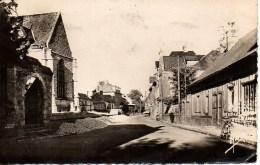 76 OFFRANVILLE   Rue De La Poste - Offranville