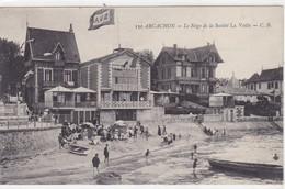 Gironde - Arcachon - Le Siège De La Socièté La Voile - Arcachon