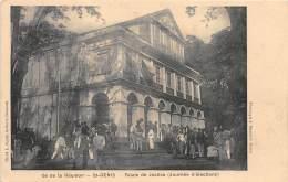 LA REUNION - Saint Denis / Palais De Justice - Journée D' Election - Beau Cliché Animé - Réunion