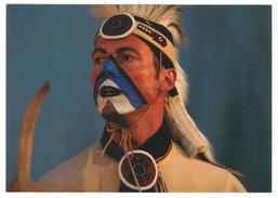 Indiens D'Amérique Du Nord // Wendake // Danse Huronne - Indiens De L'Amerique Du Nord