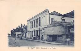 LA REUNION - Saint Denis / Le Théâtre - Réunion