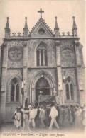 LA REUNION - Saint Denis / Eglise St Jacques - Beau Cliché Animé - Reunion