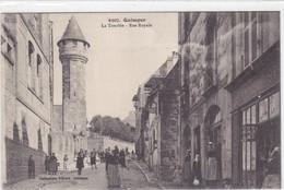 Finistère - Quimper - La Tourbie - Rue Royale - Quimper