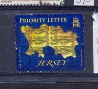 Jersey 2010, Priority Letter, Vfu - Jersey