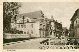 ALLEMAGNE / DEUTSCHLAND - Ottweiler : Kreishaus - Kreis Neunkirchen