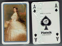 Kartenspiel - Card Game - Kaartspel - Sisi - Elisabeth - Kartenspiele (traditionell)