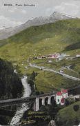 AIROLO → Gotthardbahn Mit Ponte Stalvedro - TI Tessin